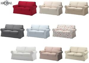 Details About Ikea Ektorp Cover Two Seat Sofa In Various Colours Sofa Not Included