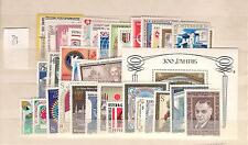 1983 MNH Austria year complete