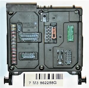 volkswagen sharan fuse box home wiring diagrams Air Cooled VW Wiring Diagram