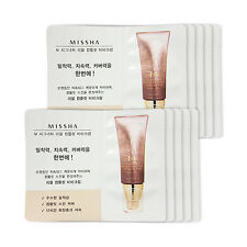 [MISSHA] M Signature Real Complete BB Cream Samples - 10pcs (SPF25 PA++) #21