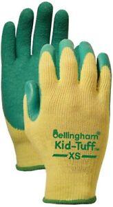Kid Jardin Gants Avec Rubber Palm Grip Travail Cour De Gants Xs Pour Boy Kids-afficher Le Titre D'origine Facile à Lubrifier