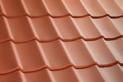 Dachblech Pfannenblech 1.wahl 0.5mm Verz.+beschicht.21 Farben Cm-exakte Längen Zu Den Ersten äHnlichen Produkten ZäHlen Sonstige