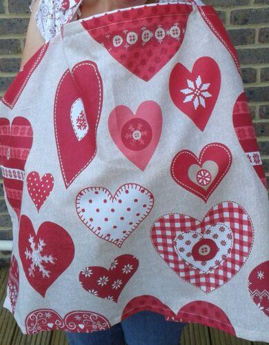 Brand New allaitement couvre-UK Made-New Mum-Cadeau beaucoup de couleurs