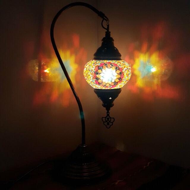 160 venduto turco marocchino luce mosaico vetro tiffany for Arredamento estetista usato
