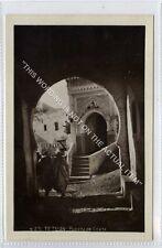 (Ga2841-100) Real Photo of TETOUAN, Puerta de Ceuta, Morocco c1930 EX