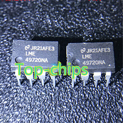 5PCS LME49720NA LME 49720NA DIP-8 Dual operational amplifier