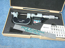 Thread Micrometer With8anvils Mitutoyo 326 711 30 0 1 Ovr 900 When New Machinist