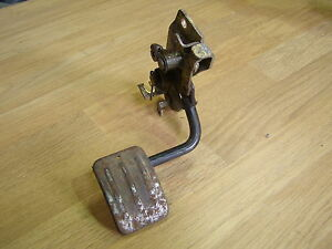 Bedford-Rascal-Suzuki-Supercarry-Bambi-Throttle-pedal-assembly