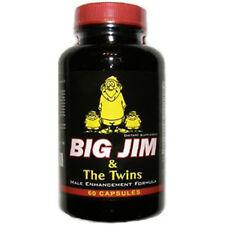 1-PENIS ENLARGEMENT-BIG JIM & THE TWINS (or BUY 4 GET 3 FREE) ENLARGE SIZE,GIRTH