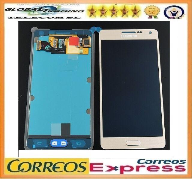 Ecran Complet LCD DISPLAY POUR Samsung Galaxy A5 SM-A500F or Doré gold