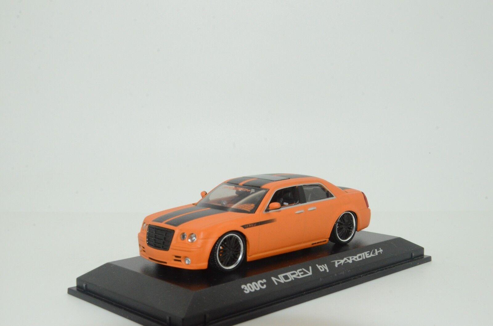 edición limitada en caliente    rara      Chrysler C300 Parojoech Norev 1 43  mejor servicio