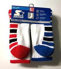 kid shoe;6-101//2 ,NEW. Shoe Size 4-6 Kid/'s  Gray Sport Crew Sock