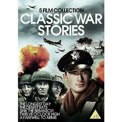 Classic War Stories - 5 Film Collection [1949] (DVD)WOWB