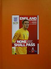 U-21 European Championship Qualifier - England v San Marino - 19th November 2013