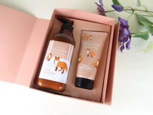 New BEYOND Total Recovery Body Moisture 600ml Set Holiday Edition Korea Cosmetic