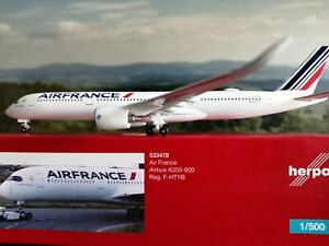 Herpa-Wings-1-500-533478-Air-France-Airbus-A350-900