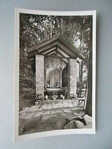 Ansichtskarte-Fatima-Suehnenkapelle-zu-Neusatzeck-ueber-Buehl-Baden-50-60er