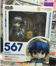 """In STOCK Good Smile """"Marth"""" Fire Emblem New Mystery Nendoroid 567 Action Figure"""