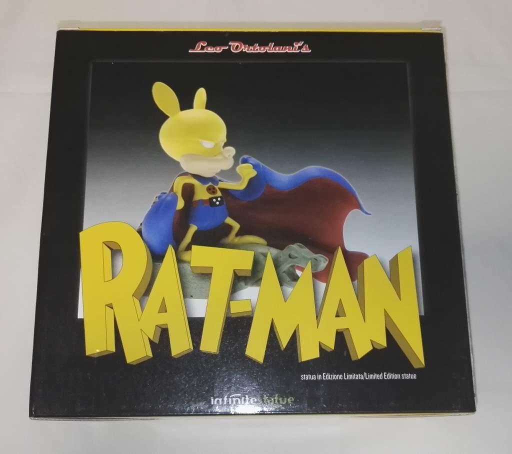 RAT-uomo azione cifra statua InfiniteStatue  edizione limitata esaurita NUOVA  acquista online