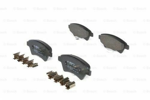 garnitures avant ø300 RENAULT SCÉNIC II 4000519 Bosch disques de frein