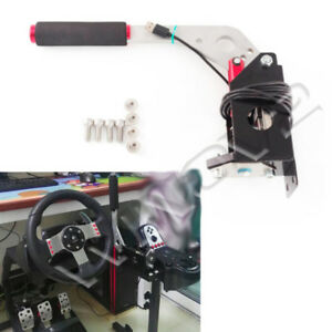 Details about Handbrake USB Race Sim Hand for Racing Games G25 G27 G29 T300  T500 DIRT RALLY HQ