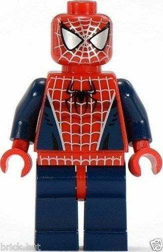 TEMP HIGH PRICE     LEGO SPIDERMAN I - SPIDER-MAN 3 FIGURE - 4857,4856,4853,4855