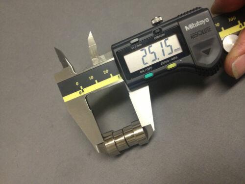 Eyelet Bushings Electroless Nickel 25.15mm width x 6mm ID Fits Fox 803-03-009
