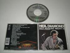 NEIL DIAMOND/HOT AUGUST NIGHT II(CBS/460408 2)CD ALBUM