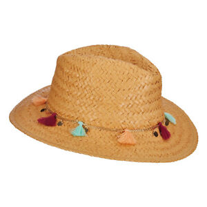 9440dac2 Details about Ladies Scala Toyo Safari Hat One Size LT197