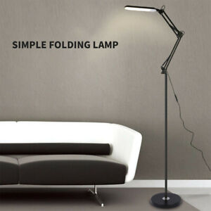 Details about Dimmable LED Reading and Task Floor Standing Lamp for Living  Room Bedroom Office