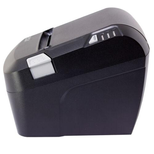 -PT3-1HUP POS-X EVO USB /& PARALLEL Thermal Printer w//Auto Cutter EV