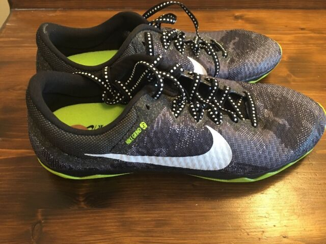 hot sale online 1e40b f6d8d New NIKE Zoom Rival XC Mens Track Sprint Running Spike Shoes 749349-017  Size 8
