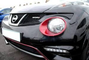 Nissan-Juke-Bumper-Main-Head-Light-Surround-Trim-New-Genuine-BLACK-KE6101K260BK