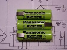 3x LINN Linndrum LM-2 Akku rechargeable memory backup battery accumulator