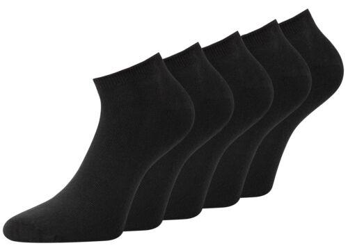 Calcetines de Deporte Botines Freizeitsocke Mujer Hombre 10 Par KB Socken