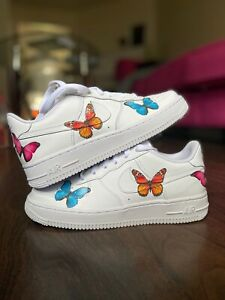 NIKE Air Force 1 sneakers (Butterfly