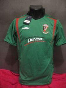 Shirt GLENTORAN FC 2006-2007 Irlande du Nord Nouveau Barre maillot shirt camiseta-  afficher le titre d'origine - France - État : Neuf avec étiquettes: Objet neuf, jamais porté, vendu dans l'emballage d'origine (comme la bote ou la pochette d'origine) et/ou avec étiquettes d'origine. ... - France