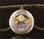 Vintage-Owl-Tree-Of-Life-Photo-Cabochon-Glass-Brass-Locket-Pendant-Necklace thumbnail 1