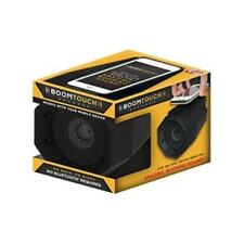 NEW  Boom Touch Wireless Touch Induction Portable Speaker Boom Box As Seen On TV