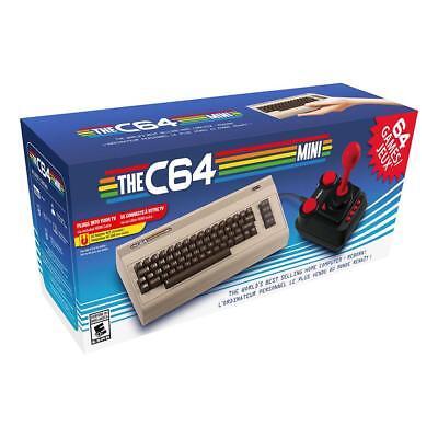 The C64 Mini Retro Console - English Only
