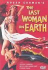 Last Woman on Earth 0089218409294 With Antony Carbone DVD Region 1