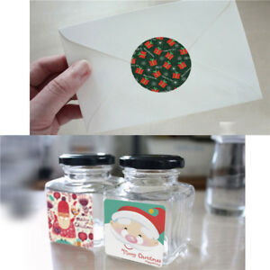38Pcs-Lovely-Christmas-Stickers-DIY-Scrapbook-And-Crafts-Decorative-Stic-G1
