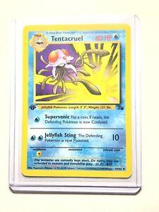 TENTACRUEL-44-62-1st-Edition-Fossil-Uncommon-Pokemon-Card-NM