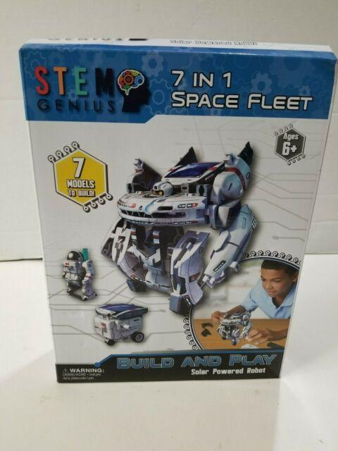 Stem Genius 7 in 1 Space Fleet | eBay