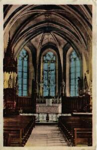CPA-Verrierez-Interieur-de-l-039-Eglise-664094