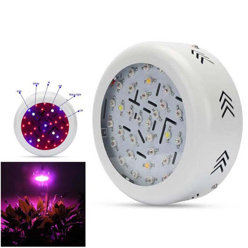 UFO 360 W LED Luz de crecimiento Lámpara de cultivo de plantas invernadero Hidroponía Iluminación