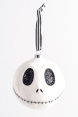 Nightmare Before Christmas Jack Skellington Baubles Halloween X2