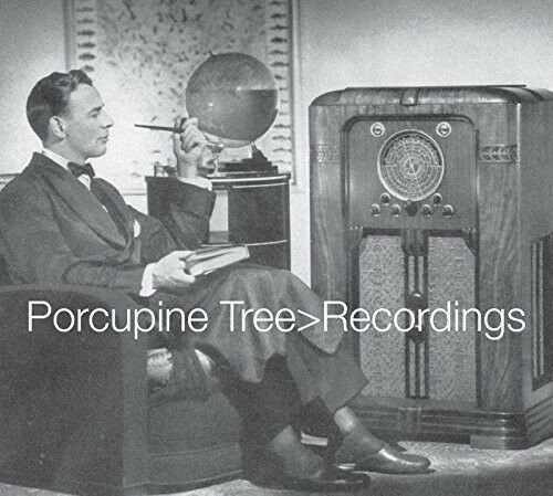 Porcupine Tree - Recordings [New CD]