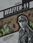 Waffen-SS Camouflage Uniforms: M44 Drill Uniforms Fallschirmjager Uniforms Panzer Uniforms Winter Clothing Ss-Vt/Waffen-Ss Zeltbahnen Camouflage Pattern Samples: Volume 2 by Lorenzo Silvestri (Hardback, 2016)