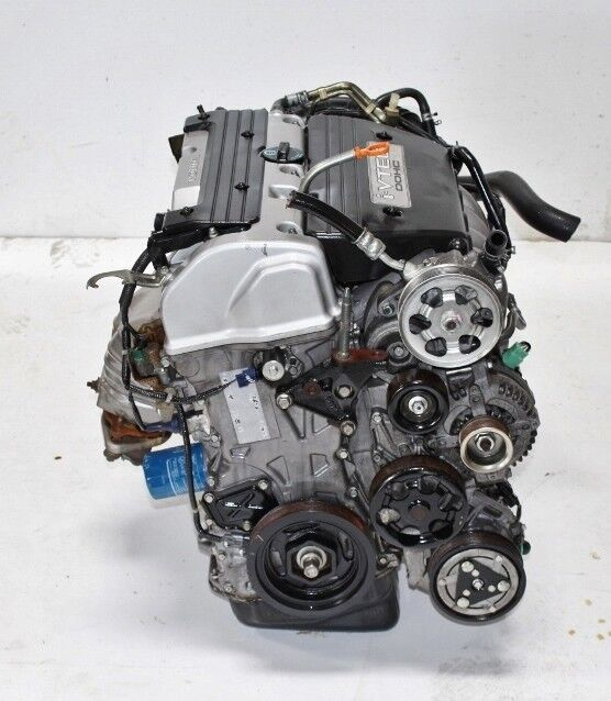 2.4 L Engine For Sale >> 03 07 Honda Accord K24a Dohc Vtec Engine 2 4l 4 Cylinder Motor Low Mileage Jdm